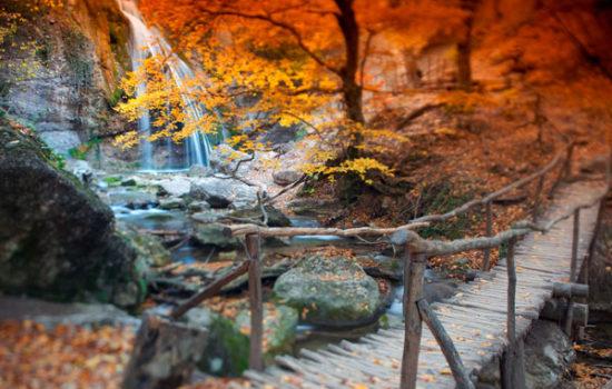 Осенний Крым