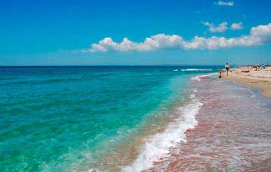 Пляжи возле Евпатории