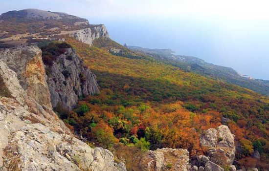 Осенний Форос