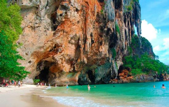 Пляжи Таиланда Краби