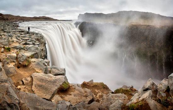 Деттифос Исландия