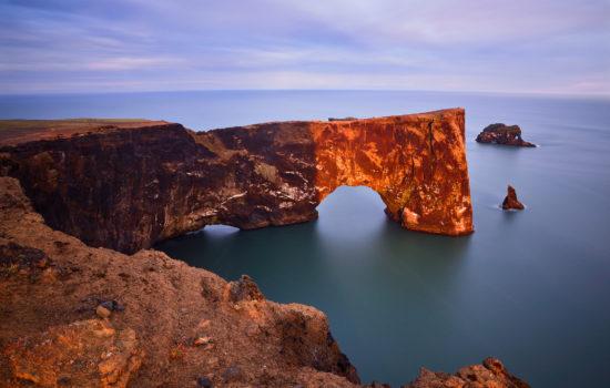 Дирхолэй Исландия