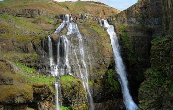 Глимур водопад