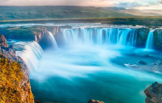 Годафос Исландия