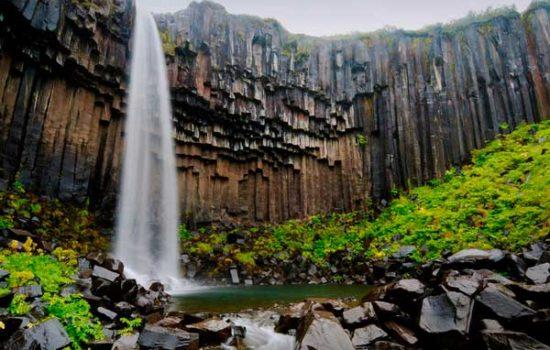 Скафтафетль Исландия