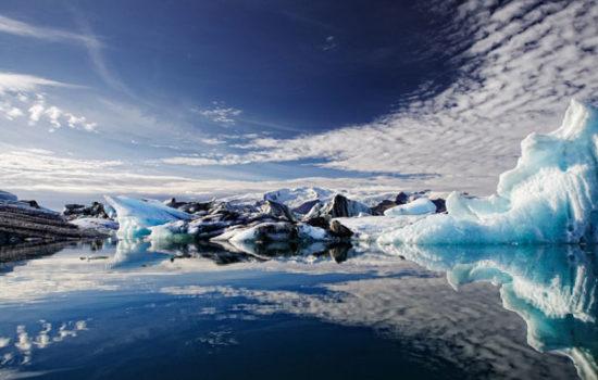 Йокульсарлон Исландия