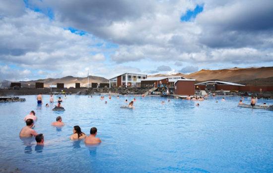 Исландия термальные источники