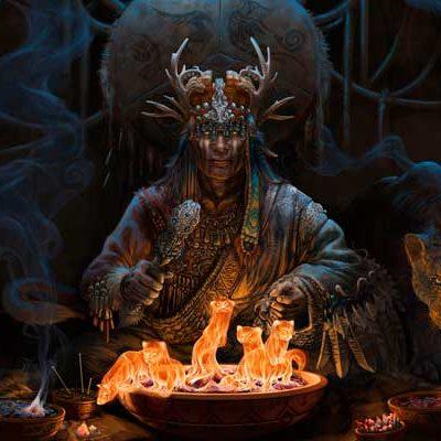 Шаманские практики Величкина